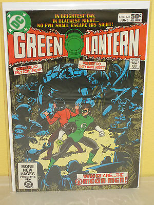 GREEN LANTERN #141 - 1st Omega Men - (DC, 1981) - Wolfman - BRONZE - Joe Staton