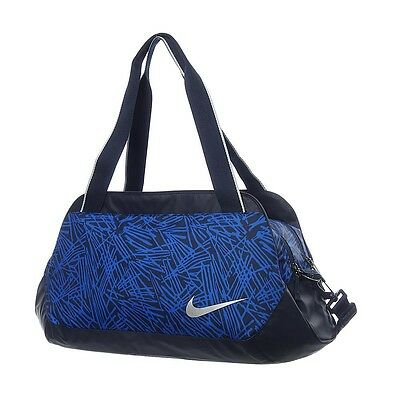 514d792ff0 NWT Nike C72 Legend Club Print Gym Bag BA5235-480 Duffle Brasilia Team Bag