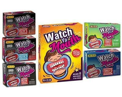 Official Quality Watch Ya' Mouth Main Set / Expanisons
