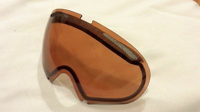 NEW Oakley A Frame 2.0 Snow Goggles Replacement Lens Tint VR28