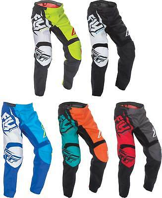 2017 Fly Racing Youth F-16 Pants - MX ATV BMX Motocross Off-Road Dirt Bike Gear