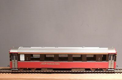 Bemo H0m 3281102 Single unit car first class RhB new & orig. packaging