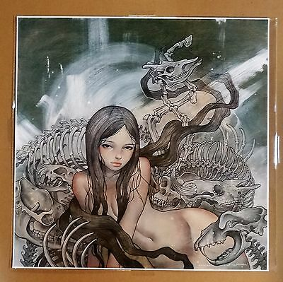 Audrey Kawasaki - Charlotte - Limited edition Sold out print