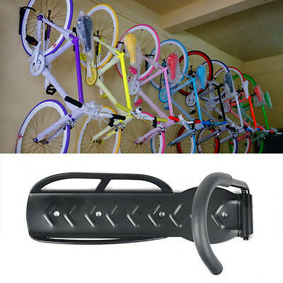 Steel Wall Mount Stands Hanger Storage Rack Hook For Bike Bicycle Cycling