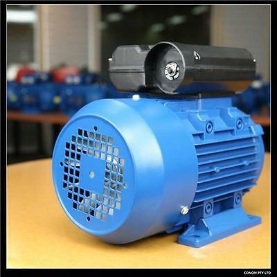 3kw 4HP  2800rpm shaft 28mm Electrical motor single-phase 240v compressor Mill