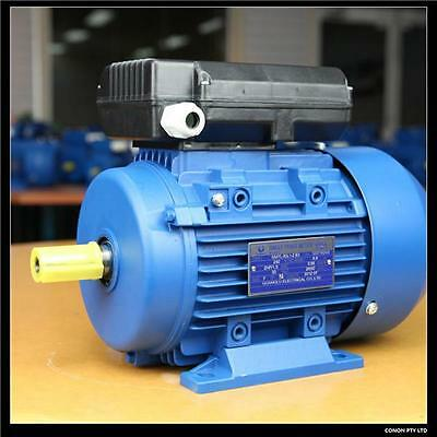 3kw 4HP  2800rpm shaft 28mm Electric motor single-phase 240v Hoists  Winches