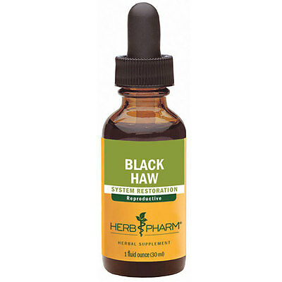 Black Haw Extract 1 Oz by Herb Pharm