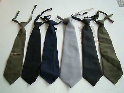 Ussr Cccp Soviet Army Para Ground Forces Officers Necktie Below Cost Give-A-Way!