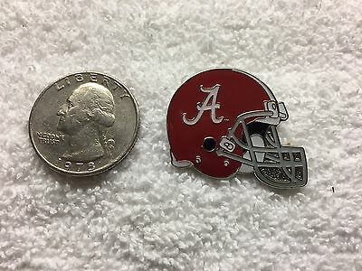 Alabama Crimson Tide Football Helmet Lapel Pin Free Shipping in USA