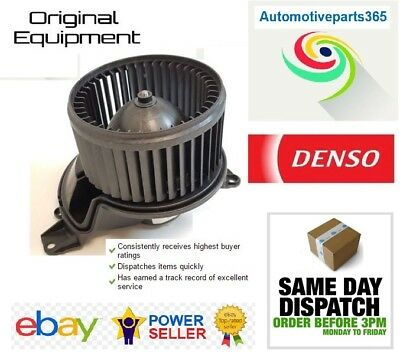 Brand New Denso Heater Blower Fan Motor Fiat Grande Punto 55702446 77364952