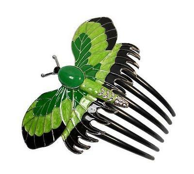 Titanic Rose's Beautiful Butterfly Comb Replica Hairpin Hair Girl Lady Woman