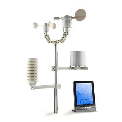 Home & Garden Wireless Weather Station Lcd Display Including Transmitter