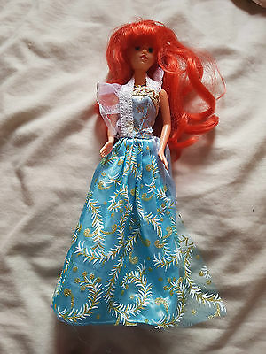 Singing Princess Ariel 12 Inch Doll The Little Mermaid Official Disney