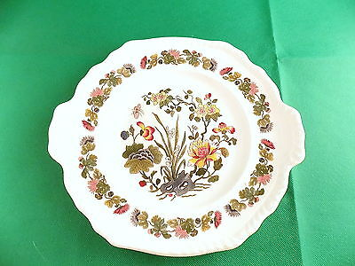 Adams Country Meadow Cake Plate