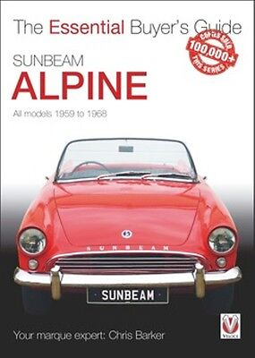 The Essential buyers guide Sunbeam alpine All Models 1959 to 1968