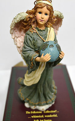 BOYDS BEARS & FRIENDS THE FOLKSTONE COLLECTION Aquarius...The Dawning