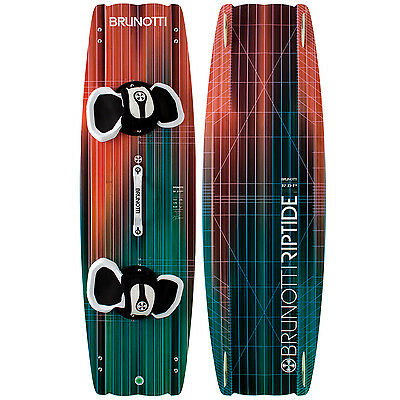 Brunotti Riptide Kiteboard 132 - Does not include Pads