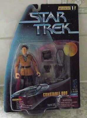Constable Odo - Star Trek DS9 - Trials and Tribble-Ations (tribbles) figure