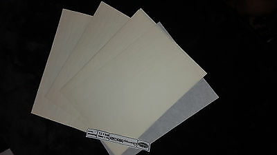 Vintage Onion Skin Paper Fluorescent Finish 25 Sheets Clearcopy Onion Skin Paper