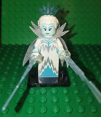 Lego 71013 Series 16 Minifigure ICE QUEEN