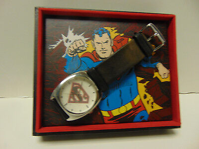Superman Fossil Limited Edition Watch - #1465/2000