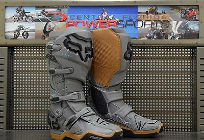 '17 FOX Racing Limited Edition A1 Supercross MX Stone Instinct Boot Mens Size 11