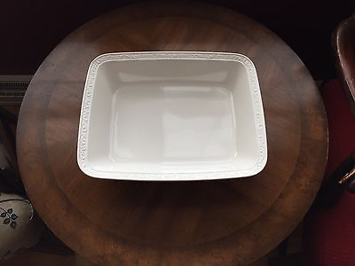 Mikasa Italian Countryside Lasagne Serving Dish EXCELLENT COND MSRP is $86.00
