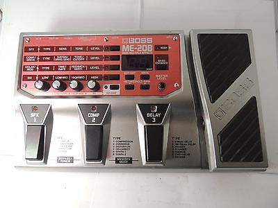 BOSS ME-20B Bass Multi Effects Pedal/Processor FREE SHIPPING!!!