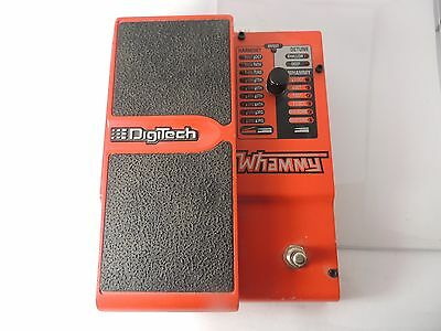 Digitech Whammy Iv Pitch Shifter Octave Effects Pedal Drop Tune Free U.s. Ship