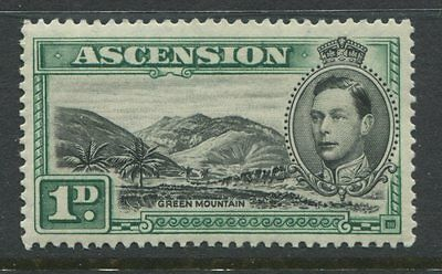 Ascension KGVI 1938 1d unmounted mint NH