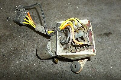 1964-65 Ford Thunderbird Sequential Tail Light Relay Flasher Unit,