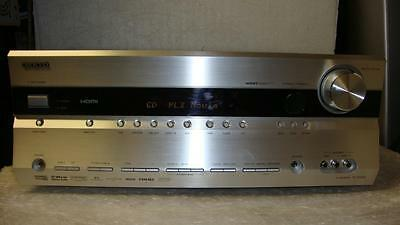 Onkyo Tx-Sr606 Great Hdmi Home Cinema Receiver With Remote-Superb Sound