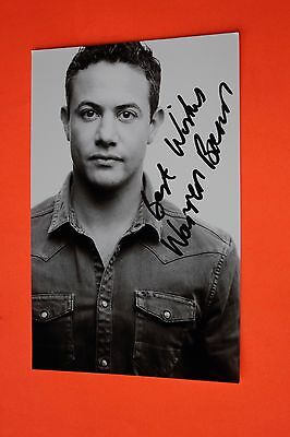 Warren Brown (X Company) Signed Photo