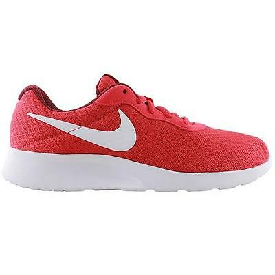 Men's NIKE TANJUN Red/White Running Athletic Fashion Sneakers Shoes New