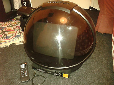Philips Discoverer Space Helmet TV in beautiful condition