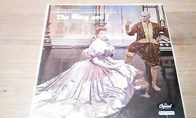 """Rodgers and Hammerstein's Sound Track - The King and I - 12"""" vinyl LP"""