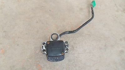 1979 HONDA CX500 Deluxe Handlebar Fuse Box Block and Cover