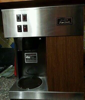 Vintage  Bunn O' Matic VPR  Commercial Grade Coffeemaker 1988 Tested & Working!