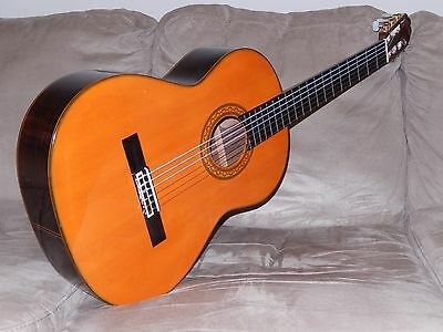Hand Made By R.matsuoka Superb Fana S600 Classical Guitar In Excellent Condition