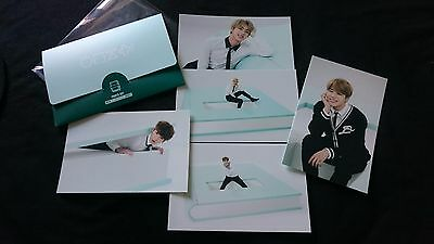 BTS BANGTAN BOYS 3RD MUSTER ARMY.ZIP+  Official Photo Set  ( 5 pic)
