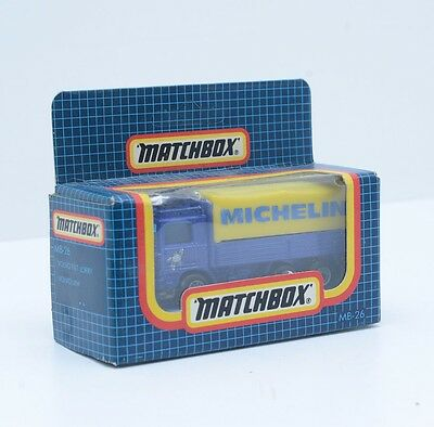 Matchbox MB-26 Volvo Tilt Lorry, LKW, 1987  in Excellent Condition, 2228