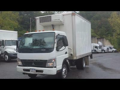 2008 Mitsubishi Fe 180 12' Reefer One Owner only 86K miles