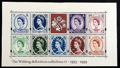GB - 2003, Scott #2125, Mint - Sheet of 9 + label
