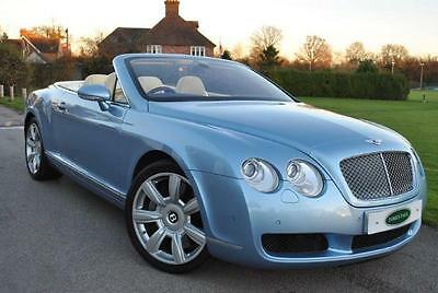 Bentley Continental GTC 2007 Model - Only 27.000 Miles