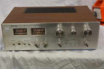 Rotel RA-714 Stereo Integrated Amplifier 240V