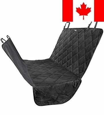 Pawaboo Pet Car Seat Cover, Hammock Style Dog Backing Seat Cover, Waterproof ...