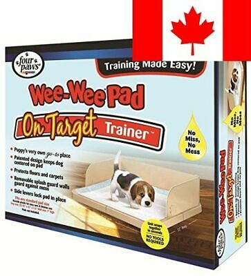 Four Paws on Target Trainer-Wee Wee Pad Holder
