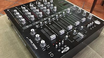 DJ mixer/mezclador/mesa/Reloop RMX-40 USB + flight case + cover