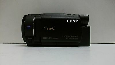 Sony FDR-AX33 Camcorder -  Black