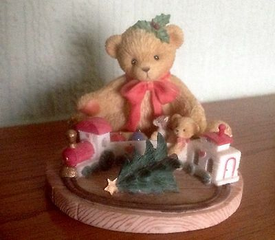 """Cherished Teddies - """" Terry """" - New Cond. With Box."""